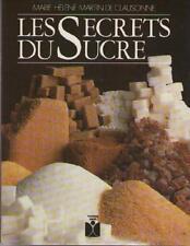 Les Secrets du Sucre Décors Friandises DE CLAUSONNE Nougat NOUGATINE Cubes Gelée