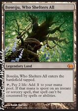 Boseiju, Who Shelters All // FOIL // Presque comme neuf/FTV: Domaines/Engl. // Magic Gathering
