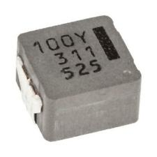 258 x Panasonic ETQP5M Series Type PCC-M Wire-wound SMD Inductor, 10μH ±20%