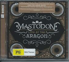 Mastodon - Live At The Aragon (CD & DVD 2011) NEW/SEALED