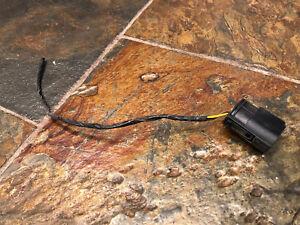 1995-2003 BMW E38 E39 Fog Light Connector Pigtail Plug 740iL 740i 540i 528i 530i