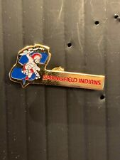 Pin hockey Ahl Springfield Indians #69