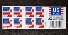 2018USA #5262 Forever U.S. Flag US - Booklet of 20  Mint  (APU)