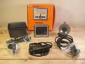 Tomtom One  3rd Edition, Boxed With Accessories
