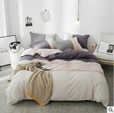3D Pink White ZHUB3070 Bed Pillowcases Quilt Duvet Cover Queen King Zoe