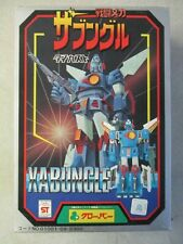 VINTAGE XABUNGLE ASTROBOT CLOVER ROBOT JAPAN 01001-09-2300 BOX AND INSERTS ONLY