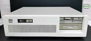 Vintage IBM PC AT 5170 Personal Computer