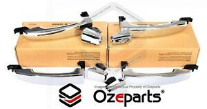 Set of 4 Pcs Outer Door Handle (Type B) For Opel Insignia 2012~2018