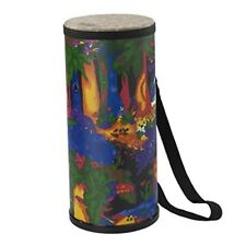 Remo KD-1506-01 Kids Percussion Konga Drum - Fabric Rain Forest, 6""