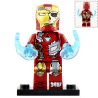 Zombie Ironman Lego End Game Moc Minifigure, Figure Gift For Kids