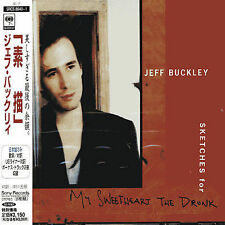Sketches for My Sweetheart the Drunk [Japan Bonus Tracks] by Jeff Buckley (2-CD)