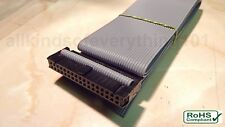 ** 34 WAY RIBBON CABLE WITH AN IDC FEMALE CONNECTOR ON ONE END - 1M **
