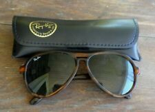 VTG Ray-Ban Vagabond Sunglasses Tortoise Frame With Case