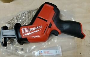 NEW Milwaukee M12 FUEL 2520-20 Brushless HACKZALL Reciprocating Saw (Tool Only)
