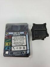 Star Trek Attack Wing (WizKids) Borg Scout Cube 255