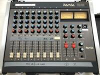 National RAMSA Audio Mixer WR-33