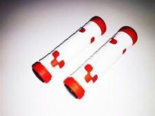 CUBE BICICLETTA Grip MTB, rosso bianco #25769