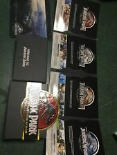 Jurassic Park 25th Anniversary Collection (Blu ray Disc 4) 4 Movies W Post Cards