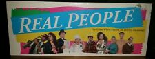 1991 Real People Board Game Parker Brothers