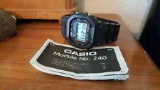Casio G-Shock DW-5000C-1A EXC. First Model G-Shock 1983 !!