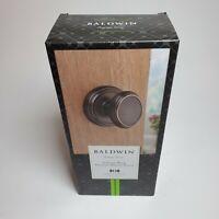 Baldwin Prestige Carnaby Hall//Closet Knob in Venetian Bronze 93520-007