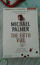 AUDIO BOOK BY MICHAEL PALMER