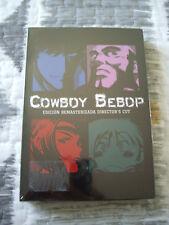 DVD - Anime - Cowboy Bebop Edicion Remasterizada Director's Cut - Nueva