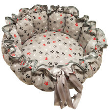 Handmade Cushion Pet Cat Dog Puppy Lounger Nesting Bed Mat Mattress KUZYA LAPKI