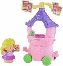 Fisher- Little People Disney Princess Rapunzel Float