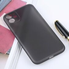 AMZER Ultra Thin Slim Protective Frosted PP Exact Cutout Case for iPhone 11