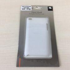 Blanco Cáscara Dura Cubierta Para APPLE 4G IPOD-Totalmente Nuevo-Rápido TOUCH vendedor de Reino Unido