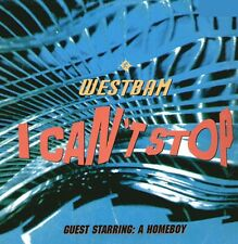 WESTBAM - I Can't Stop - 1991 Low Spirit Recordings - 867 921-1