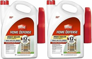 Ortho 0220810 Home Defense Max Insect Killer for Indoor and Perimeter RTU Trigge