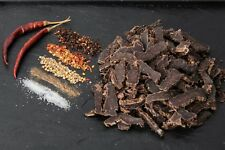 Biltong SLICED - 1kg - SMOKED CHIPOTLE Flavour