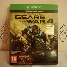Gears of War 4 ultimate edition XBOX ONE ITA