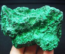 198g Graceful Green MALACHITE Crystal Cluster Mineral Specimen