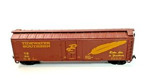 HO Vintage Tidewater Southern 610  50'  Boxcar