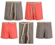 Pantalones cortos de mujer de color principal gris