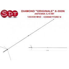 Diamond X-300n da Base 144/430 MHz VHF UHF