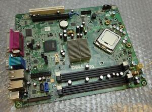 Dell 3NVJ6 Optiplex 780 SFF Socket 775 Motherboard with E7500 / SLGTE Processor
