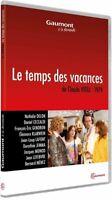 Le temps des vacances// DVD NEUF