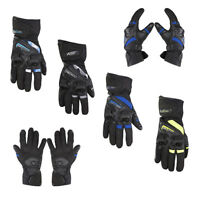 Collection CE Motorcycle Textile/ Leather Racing Motorbike Gloves Summer Winter