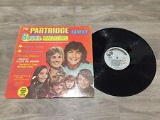 "DAVID CASSIDY ""PARTRIDGE FAMILY SOUND MAGAZINE LP"" 1972 ORIGINAL"