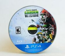 (MA5)  Plants vs. Zombies: Garden Warfare - PlayStation 4 (no box not tested)