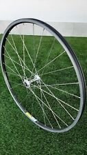 "RITCHEY VANTAGE COMP front wheel 26"" VINTAGE mountain bike Shimano hub 28H"