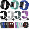 Replacement Silicone Wristband Band Strap Bracelet for Polar V800 GPS Watch Tool