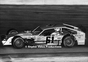 Richie Evans at New Symrna Speedway Photo