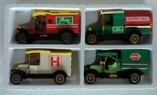 READERS DIGEST CLASSIC TRUCK MINIATURES TOY MODEL DIECAST SET OF 4 BOXED