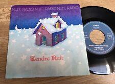 45 tours Jacques DENJEAN Instrumental Radio nuit - Tendre nuit 1977 EXC