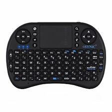 Z ESYNIC Mini Wireless Keyboard 2.4G XBMC Keyboard Touchpad Mouse Combo- 1